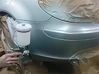 Lackreparatur / Spot Repair